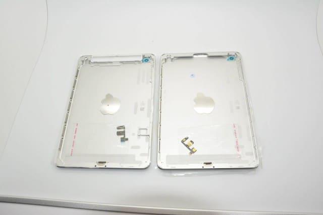 iPad 5 panel trasero