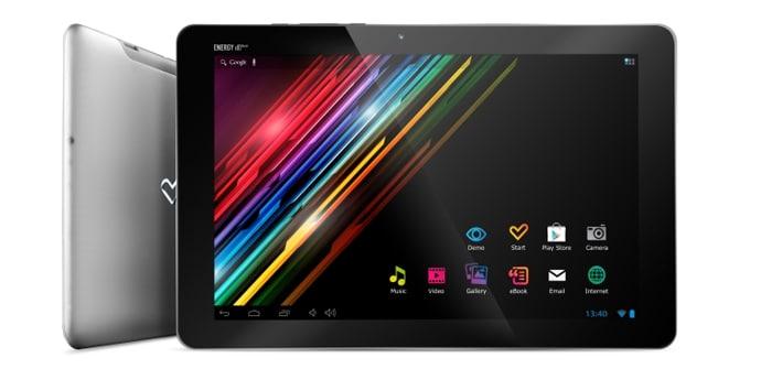 Energy Tablet X10 Quad