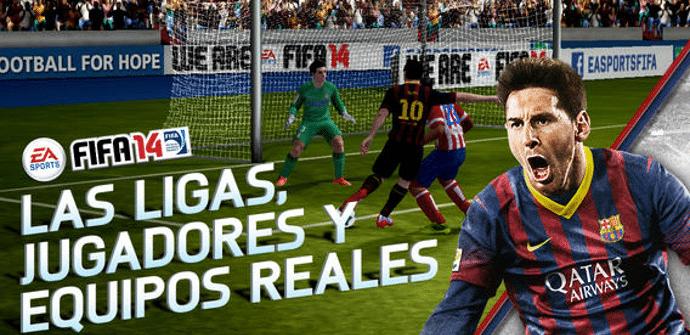FIFA 14 iOS y Android