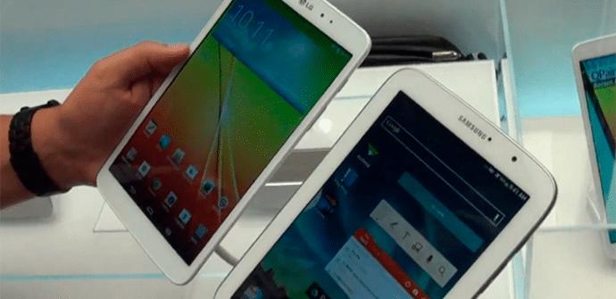 G Pad 8.3 vs Galaxy Note 8.0