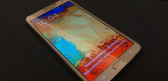 Galaxy Note 3 Unboxing