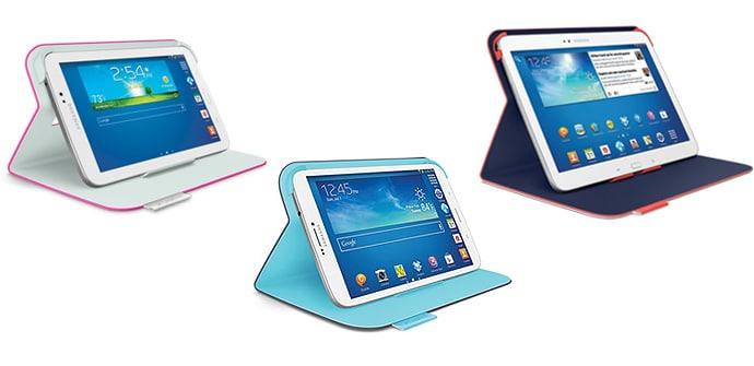 Logitech Folio Protective Case Galaxy Tab 3