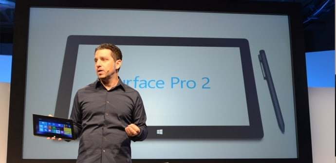 Microsoft Surface Pro 2 oficial