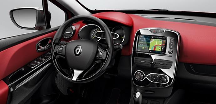 Renault R-Link TomTom