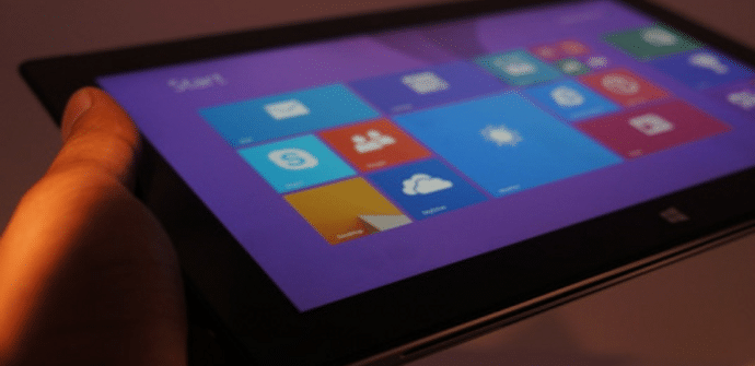 Surface 2 hands on