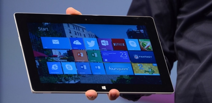 Surface 2 presentacion