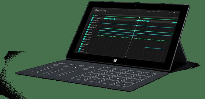 Surface Music Kit