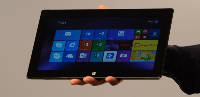 Surface Pro 2 presentacion