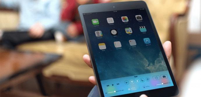 iOS 7 bateria