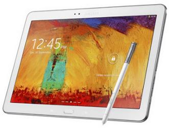 Galaxy Note 10.1 2014 comparativa