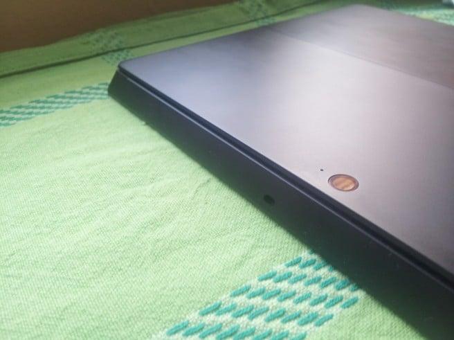 Surface Pro 2 camara