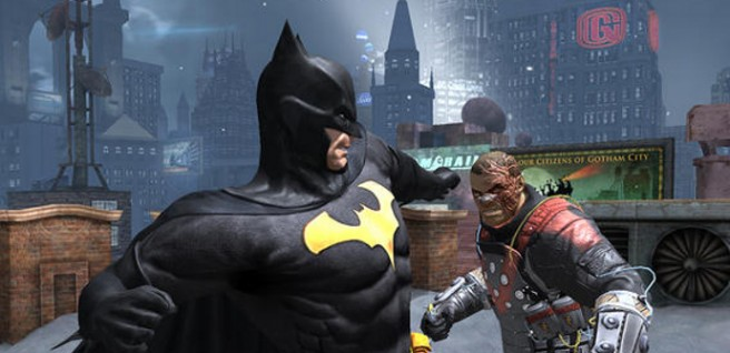 Batman Arkham iPad iPhone