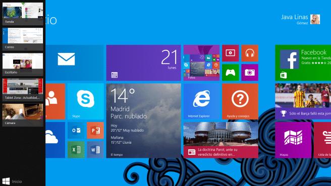 Surface 2 Multitarea