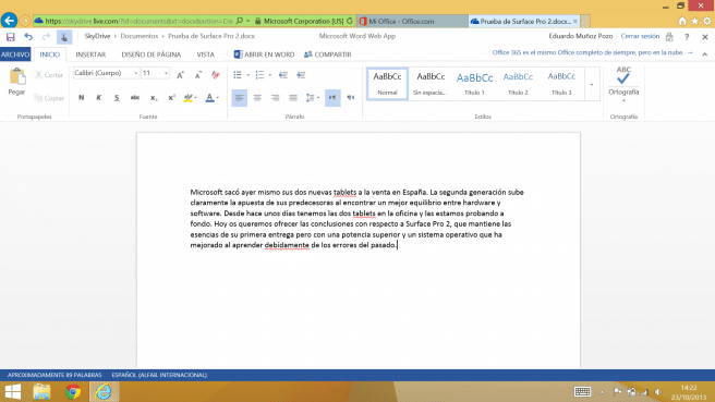 Office Windows 8.1