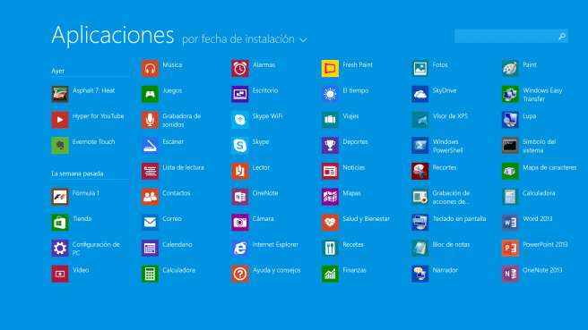 Surface 2 Apps