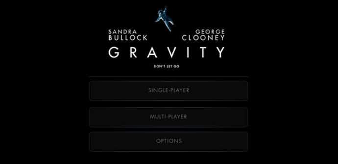 Gravity: Don't Let Go