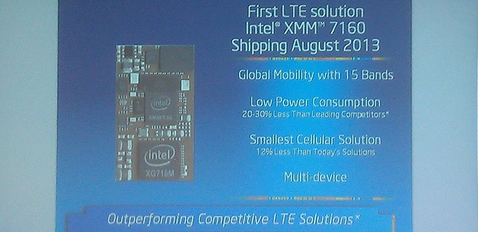 Intel XMM 760 LTE