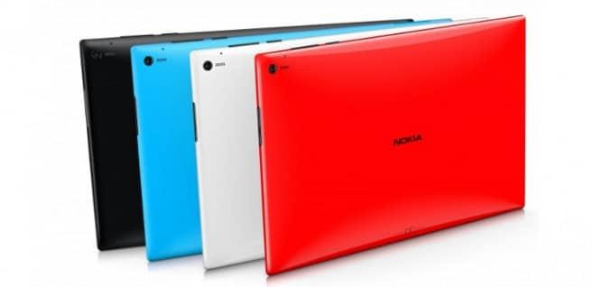 Lumia2520 colores
