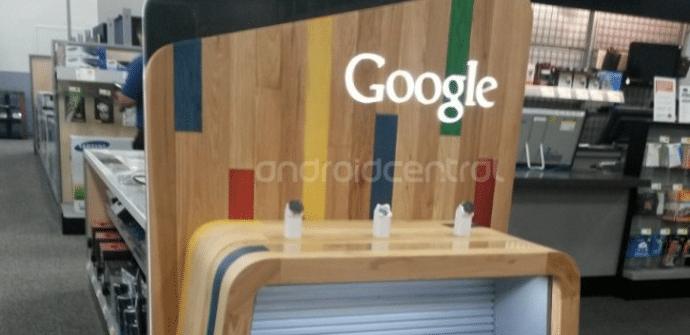 Nexus 5 tiendas