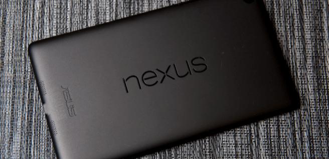 Nexus 7 HTC LG