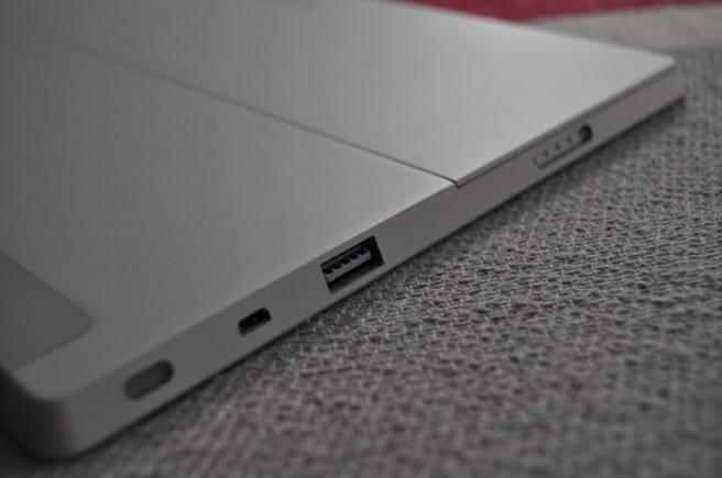 Surface 2 perfil derecho