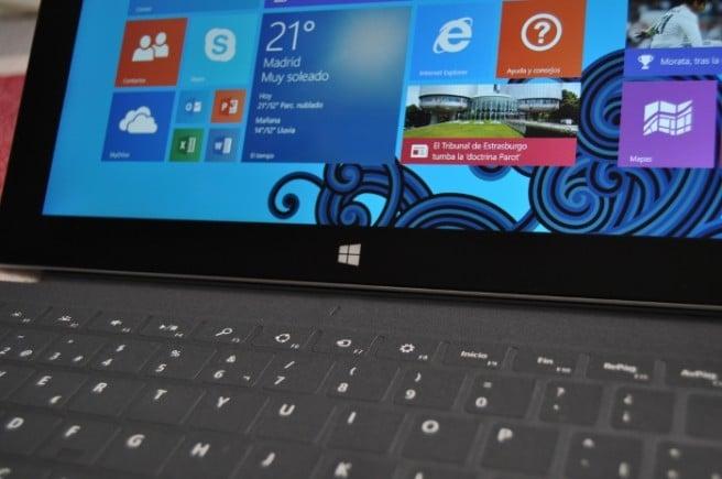 Surface 2 sistema operativo