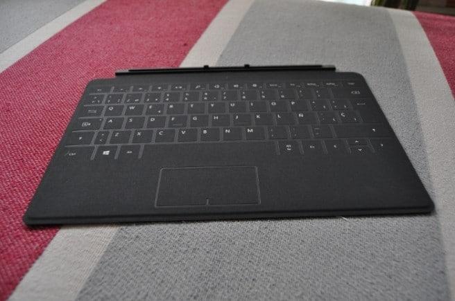 Surface 2 teclado