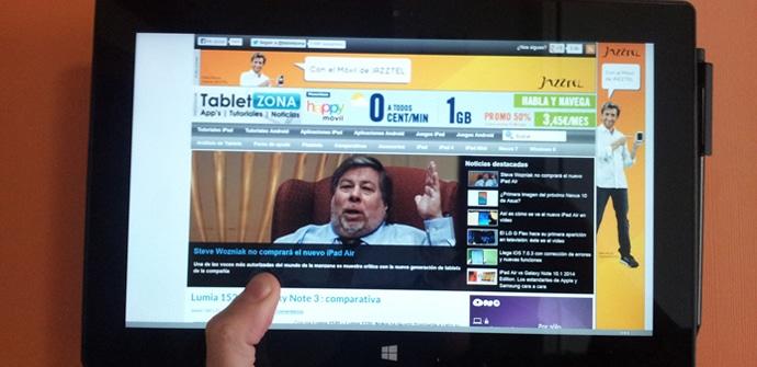 Surface Pro 2 ANALISIS