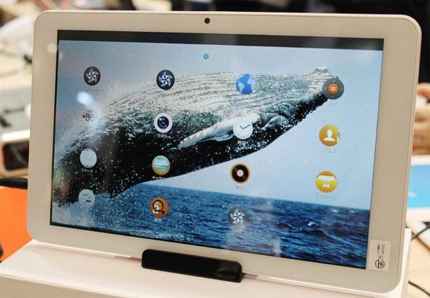 Tizen tablet Systena