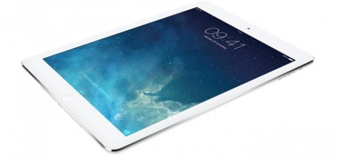 iPad Air conexion
