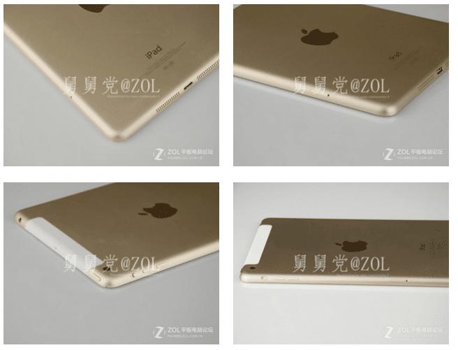 iPad mini 2 oro (2)