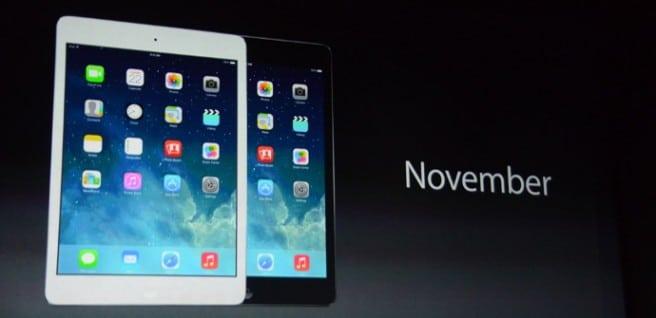 iPad mini colores