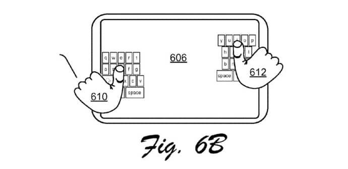 Agarre Surface teclado
