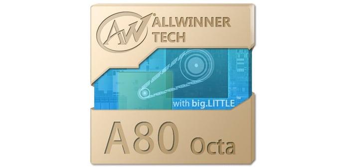Allwinner A80 octacore