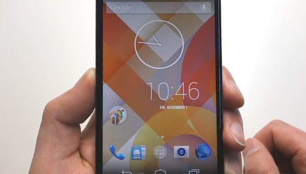 Android 4.4 responsividad