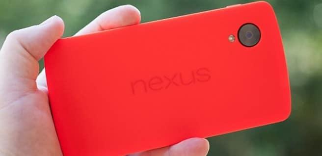 Bumper Case Nexus 5