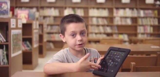 Google Play Tablets educacion