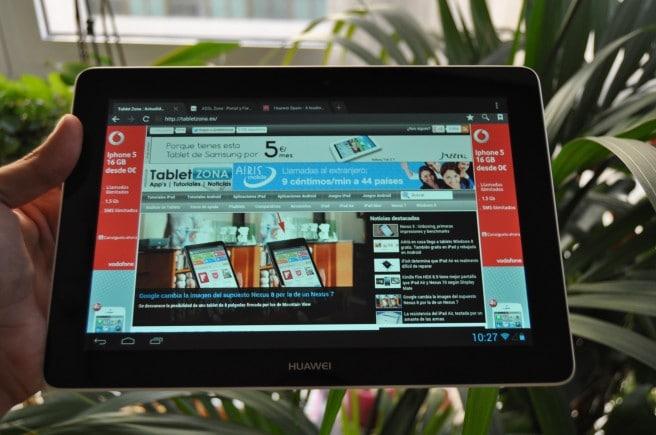 Huawei MediaPad a fondo