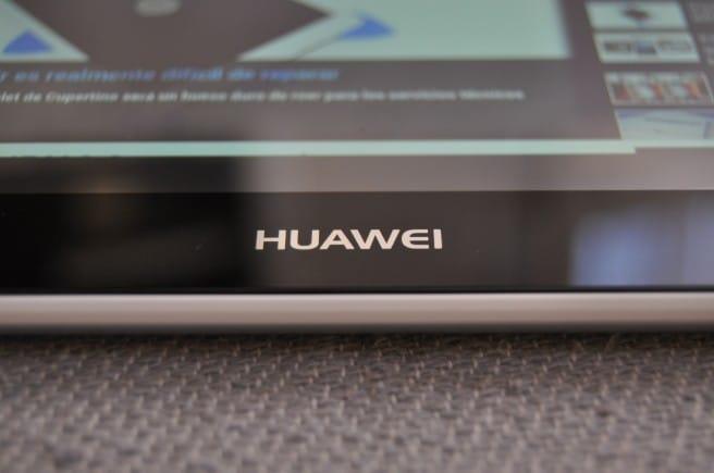 Huawei MediaPad frontal