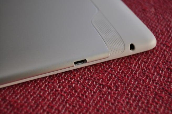 Huawei MediaPad puertos