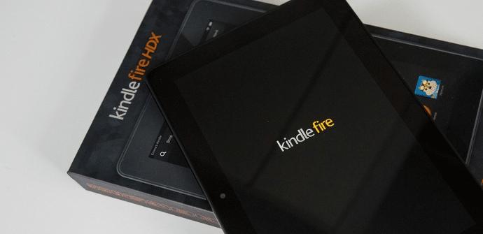 Kinde Fire HDX lanzamiento