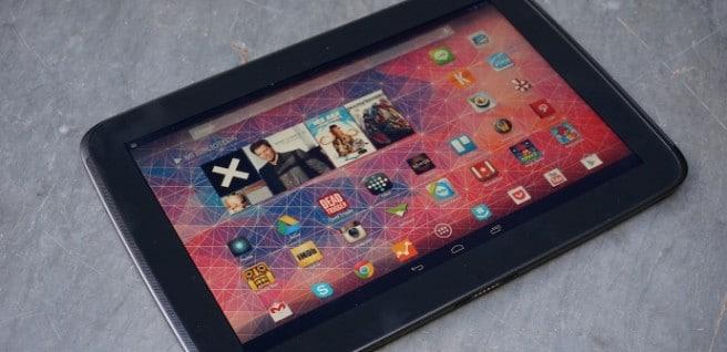 Nexus 10 apps optimizadas