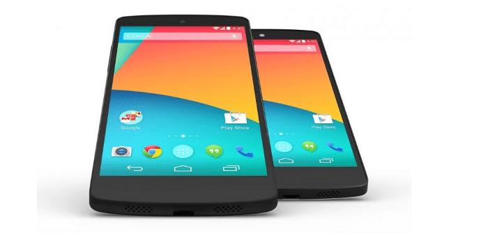 Nexus 5 test de bateria