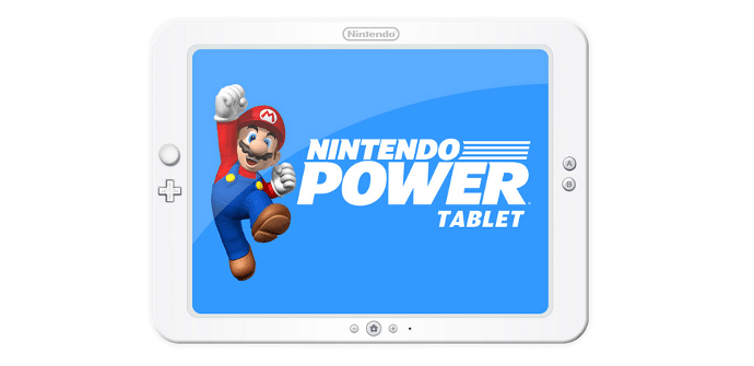 Nintendo tablet Android