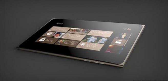 Nokia Illusion tablet