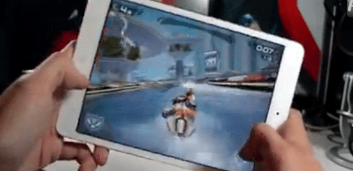 iPad mini Retina juegos