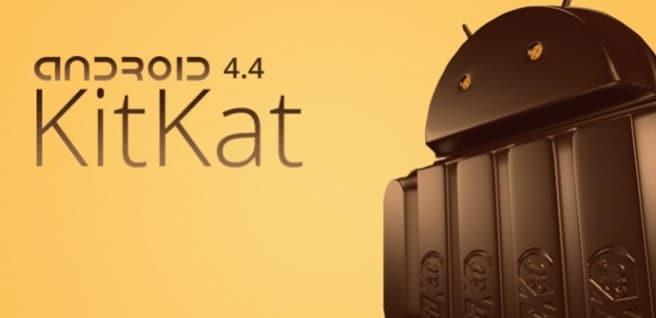 Android kitkat evolucion