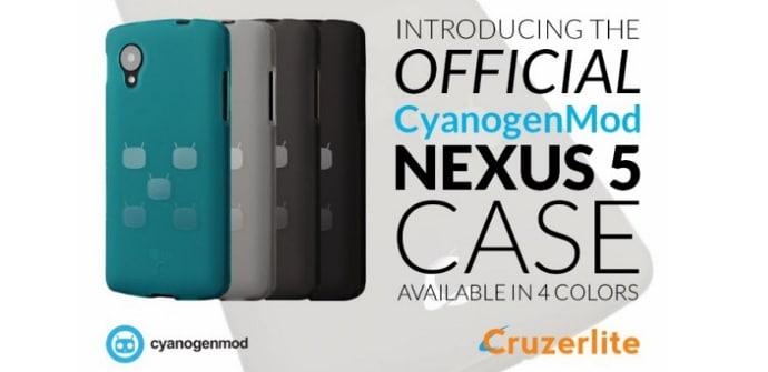 CyanogenMod fundas Nexus 5
