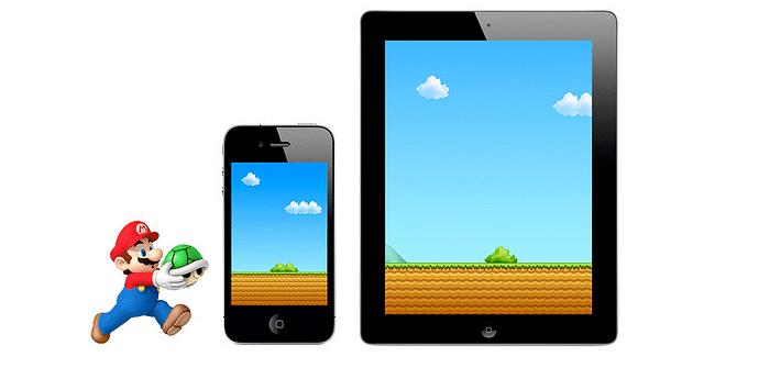 Nintendo iPad iPhone