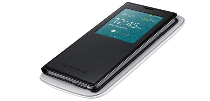 S View Cover Wireless Galaxy Note 3